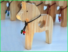 Promotional Baby Sensory Stimulation Animal Shape Education Wooden Toys