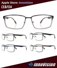 2015 Fashion Man Design Eyewear Stainless Steel Optical Frame