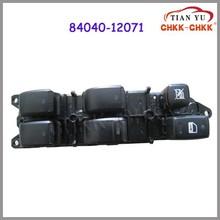 Power Window Switch for Toyota Corolla ZZE122 OEM 84040-12071
