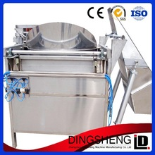 small industrial machine for potato chips/frying machine for fries 2014