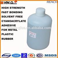 Super Glue for metal in 1kg plastic bottle