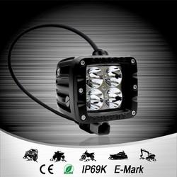 "E-mark certified aurora 2"" LED work light 4wd led driving lights"