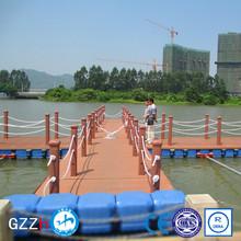 no sharp corners plastic pontoon floats for boats