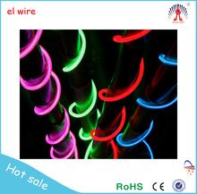 2015 round flow lighting el wire wholesale
