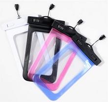 2015 Hottest For All Smart Phone PVC Bag Waterproof Phone Case Underwater Phone Bag