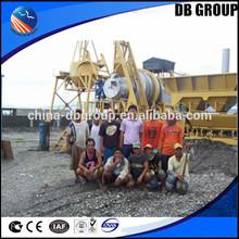 SLB30 Continuous Type Two Drum Asphalt Plant 30t/h
