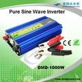 2015 alta qualidade de cc para ca 24v 220v mini transformador para condicionador de ar 1000w 230v transformador puro inversor de onda senoidal