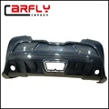 De fibra de carbono del tope posterior del cuerpo kits para Porsche Panamera970 Mansori
