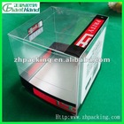PVC hot sell and fashion cosmetic plastic box with high quality