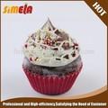 fake cupcakes suspensão presentes de natal