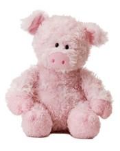 Nouveau design de porc jouets en peluche de la peau, Unstuffed jouet en peluche de la peau de porc