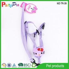 2015 China Wholesale Pet Product Supply Braided Nylon Rope Dog Leash