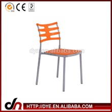 Stackable home furniture wholesale,metal frame chair,dsw chair