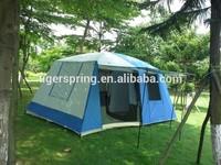 Quality waterproof anti UV living camping tent living tent living room for team activities