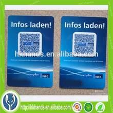 PU Gel Mobile Phone Screen Cleaner / Cleaning Screen Sticker