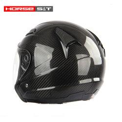 Carbon Fiber Helmet ,Half Face Helmet