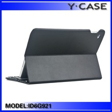 Bluetooth keyboard leather case for Apple ipad Air 2 / ipad 6 tablet leather case