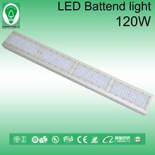5 years warranty 120w 120lm/w Fashionable low price led industrial batten light