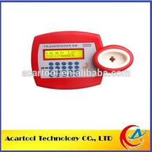 super well AD90 AD90P+Transponder Key Duplicator Plus key programmer ,chip key copy machine with High quality