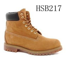 2015 new work brand high quality nubuck honey safety work boots goodyear welt construction