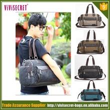 vivisecret cheap new design canvas duffel travel sport bags for wholesale sport duffle bag travel bag