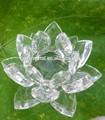 Casa de cristal decorativo flor de loto mh-h0101