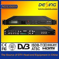 NDS356xH tuner input 5.1 decoder