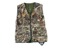 Outdoor Fishing Vest Reed Camo Hunting Waistcoat for Hunter Vest