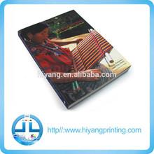 Guangdong Guangzhou Iridescent paper digital video player brochure printing service