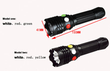 rechargeable torch light manufacturer mini led signal light