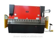 Papel de flexión de la máquina, Cnc de aluminio perfil de flexión de la máquina