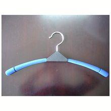 custom white plastic hanger