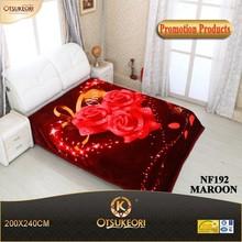 China Otsu Keori manufacture cheap blankets promotion activity