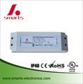 La tira de led regulable empuje 45w 1.4 power amp controlador