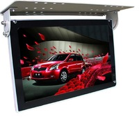Latest Technology 17 Inch LCD 3G/Wifi Bus Digital Display Network LCD Advertising Display