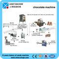 automático completo de fabricación de chocolate de la máquina