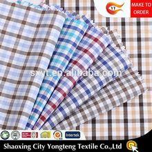 promotional yarn dyed t/r 4 way street/ch fabric