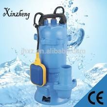 sewage centrifugal submersible pump portable sewage pump