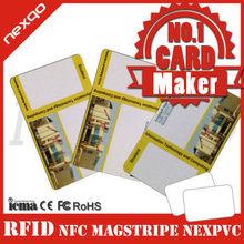 125khz tk4100 em4001 em proximity id card