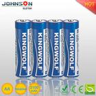 Wholesale safety1.5v lr6 um-30 alkaline batteries Johnson eletek china