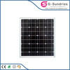 Energy saving high power 140w solar panels manufacturer