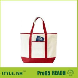 2015 high quality Fashion And Elegant Canvas Lady Bag