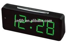 home decor plastic digital lcd alarm clock