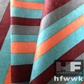 100% polyester baskılı mikro- süet kumaş