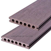 high quality co extruded hollow decking