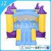 Cheap inflatable nylon bouncer castle, small nylon bouncy castle for kids,mini inflatable jumper moonwalk
