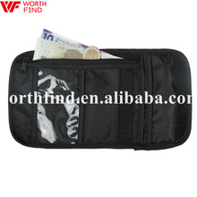 Convenient Travel Neck Pouch Featuring Cheap Travel Bag Price from China