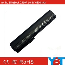 original laptop battery for HP EliteBook 2560p 2570p batery