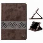 QIALINO PU leather flip for ipad mini case sleep &wake up function stand smart cover for ipad mini& mini2 &mini 3