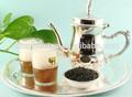 حار بيع عالية الجودة الشاي الأخضر القرفة